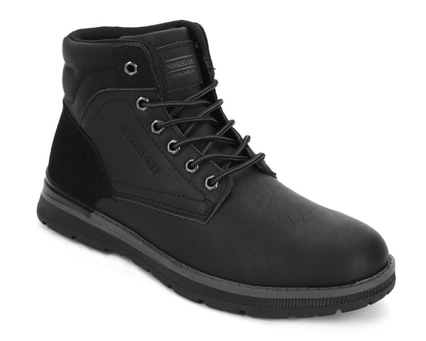 Buy Men's Round Toe Boots