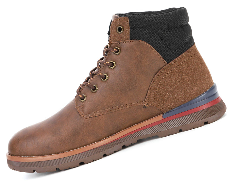 Shop Members Only Mens Round Toe Boots