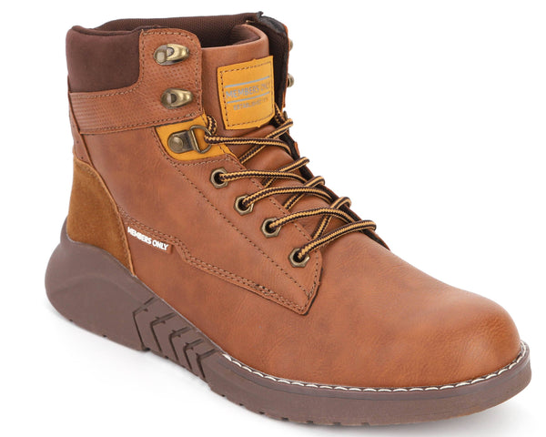 Buy Members Only Men's Round Toe Boots