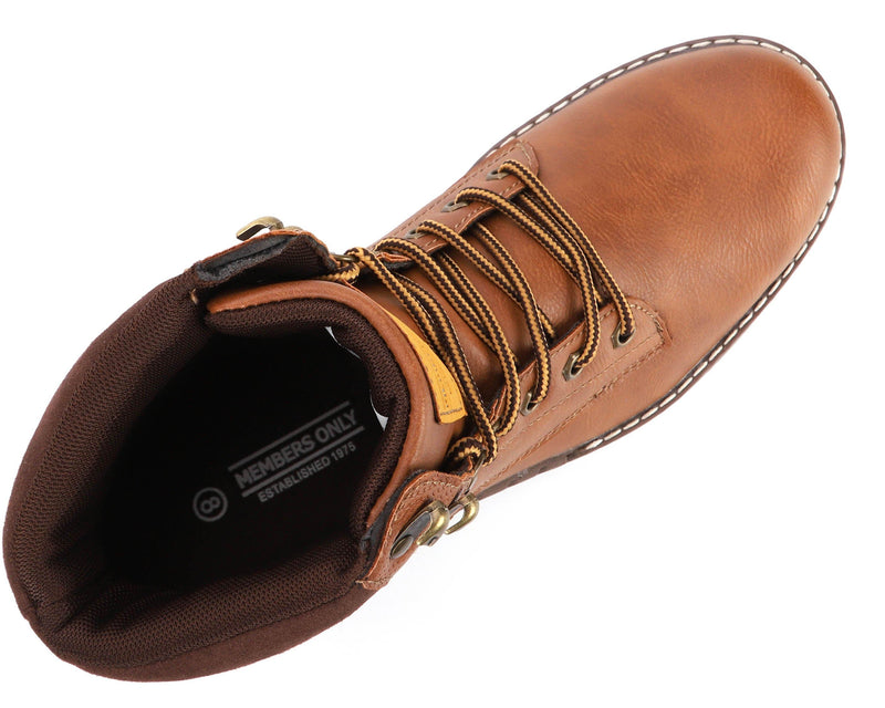 Shop Members Only Men's Round Toe Boots