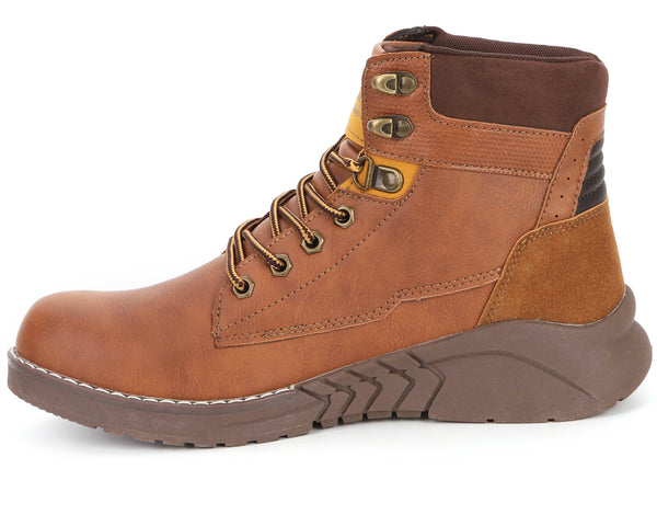 Members Only Men's Round Toe Boots Online
