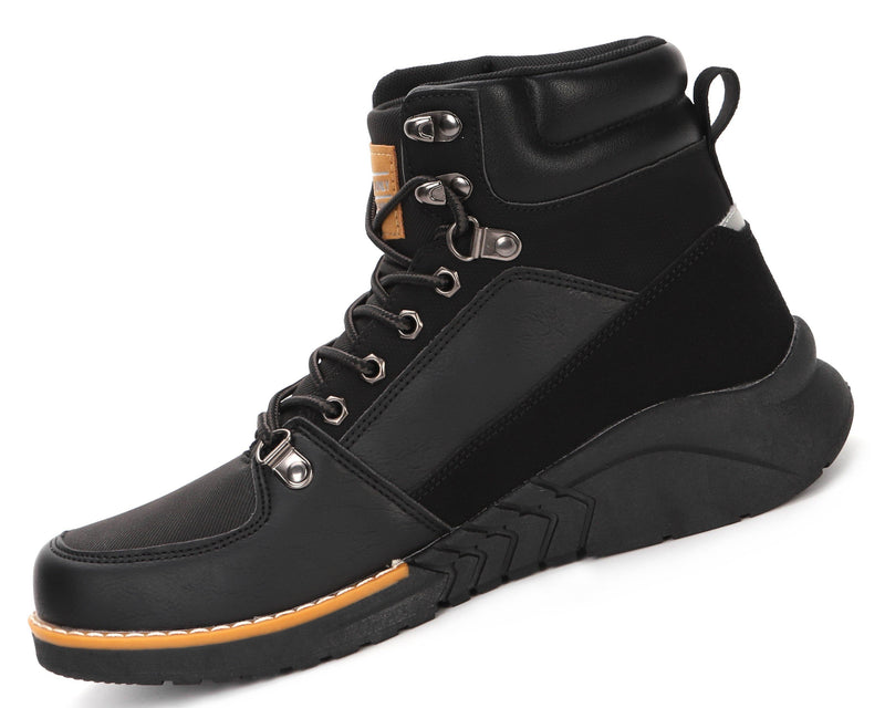 Members Only Men's Moc-Toe Boots