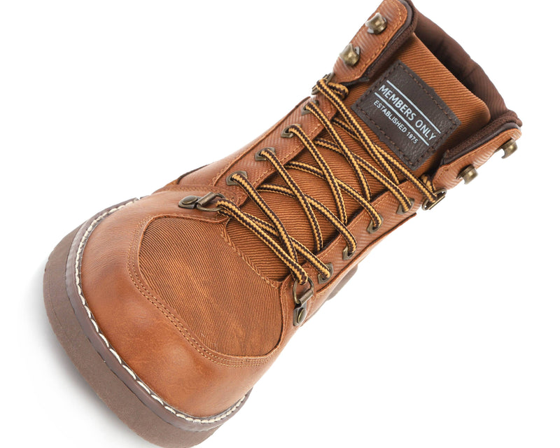 Men's Moc-Toe Boots Members Only