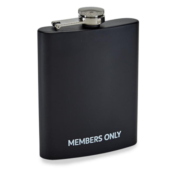 Members Only Rubber Coated Flask - Members Onlyå¨ Official