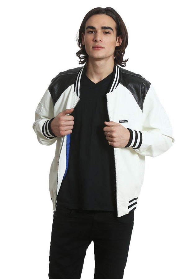 Men's Laurent Bomber Jacket - Members Only Official