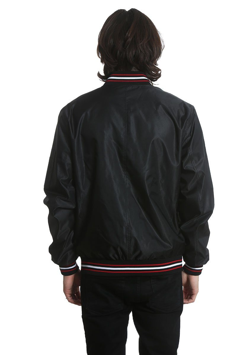 Men's Lightweight Bomber Jacket - Members Only Official