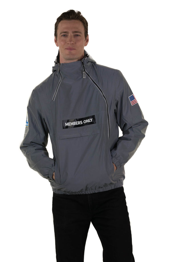 Mens Nasa Windbreaker Jacket