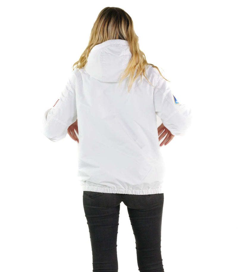 Members Only Men's Nasa Windbreaker Jacket for Women