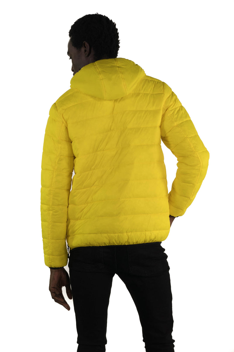 Men's Popover Puffer Jacket
