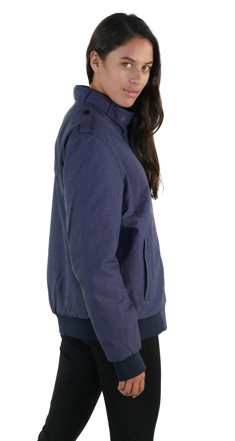 Shop Men's Iconic Racer Heather Jacket for Women