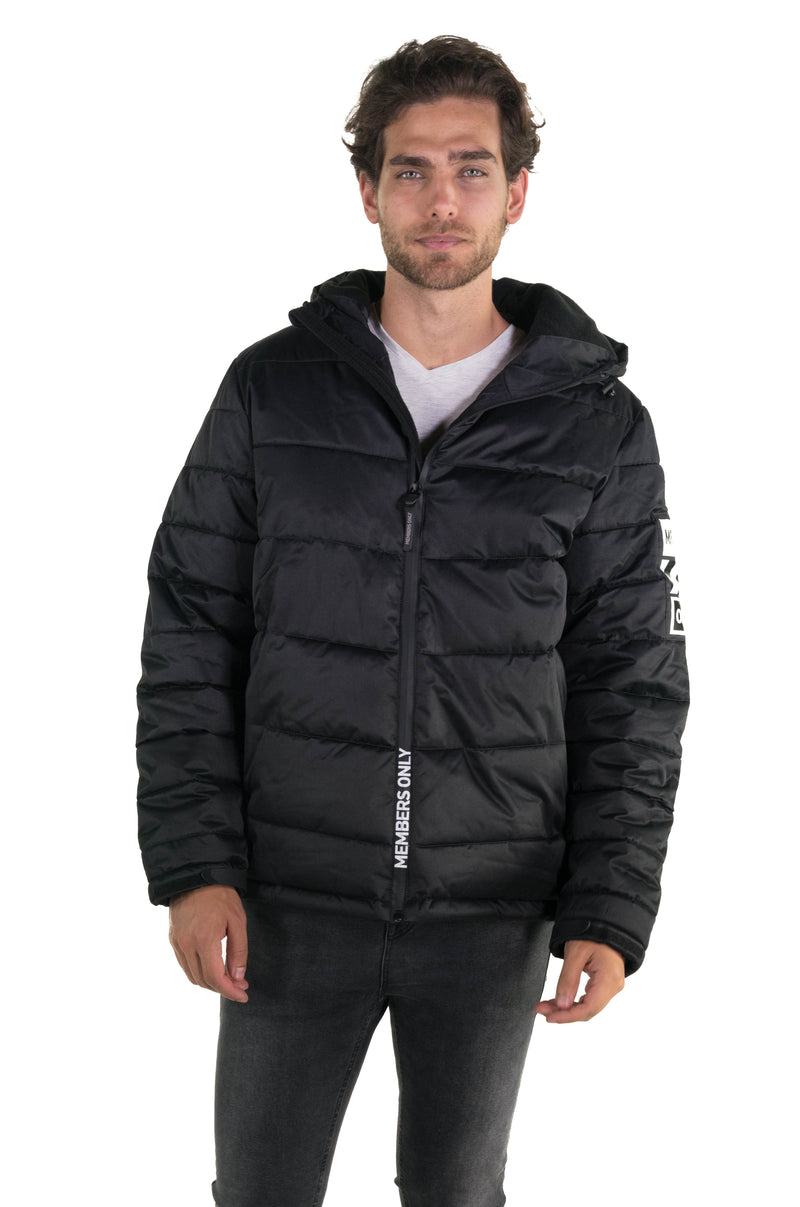 Men's Twill Puffer Jacket for men