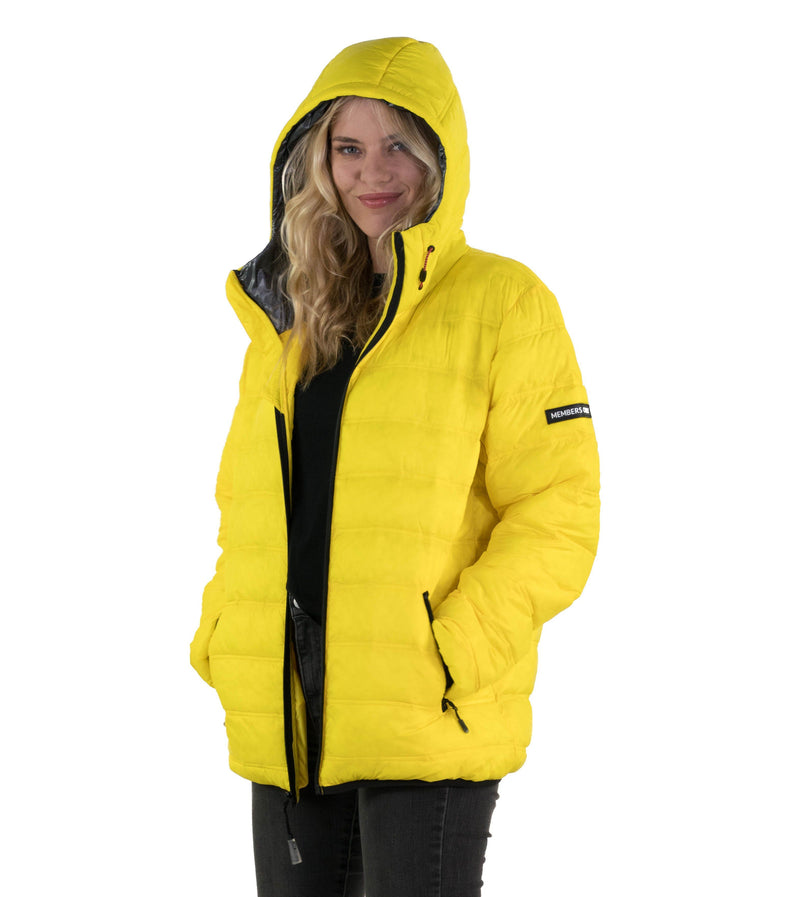 Members Only Puffer Jacket for Women