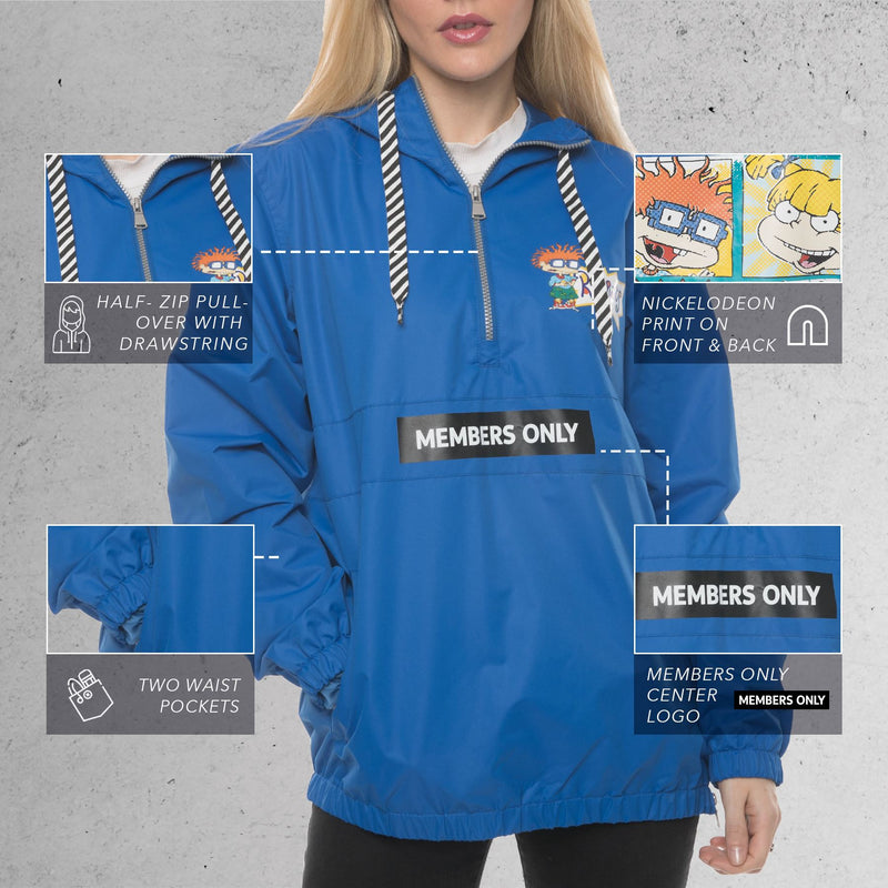 Buy  Nickelodeon Collab Popover Jacket For Women Online