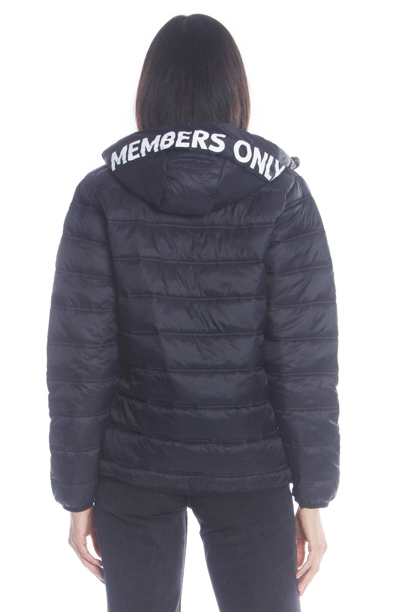 Packable Jacket For Women - Members Only