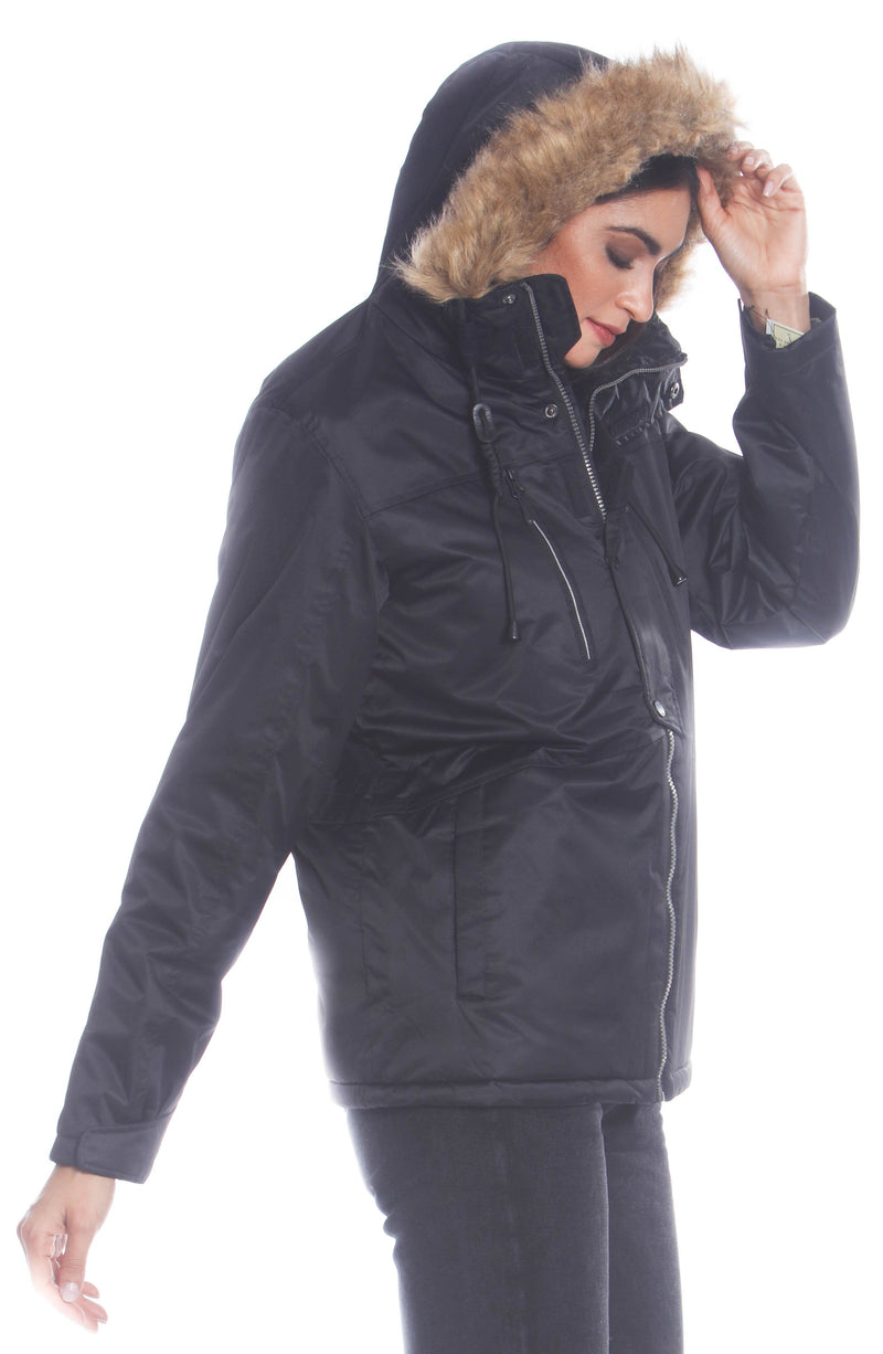 Men's Snorkel Jacket For Women Unisex Members Only Official