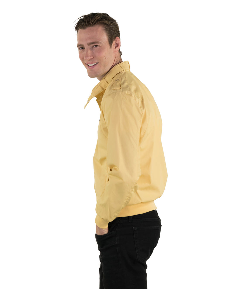 Men's Classic Iconic Racer Jacket for Women Unisex Members Only