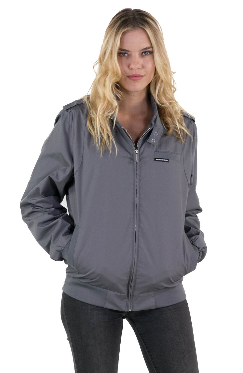 Men's Classic Iconic Racer Jacket for Women