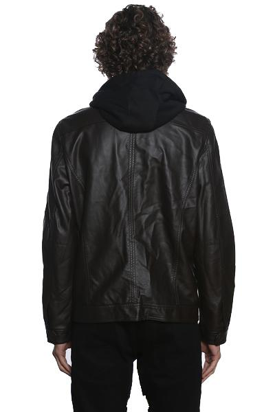 Men's L Train Jacket - Members Only Official