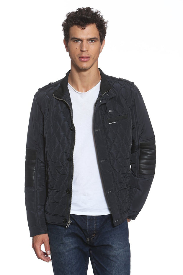 Men's Winslow Quilted Jacket - Members Only® Official