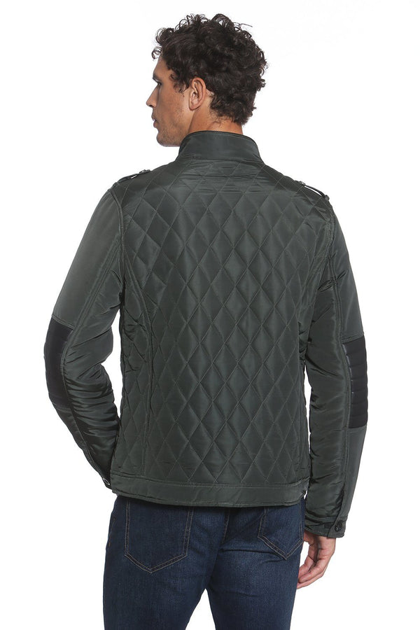 Men's Winslow Quilted Jacket - Members Only