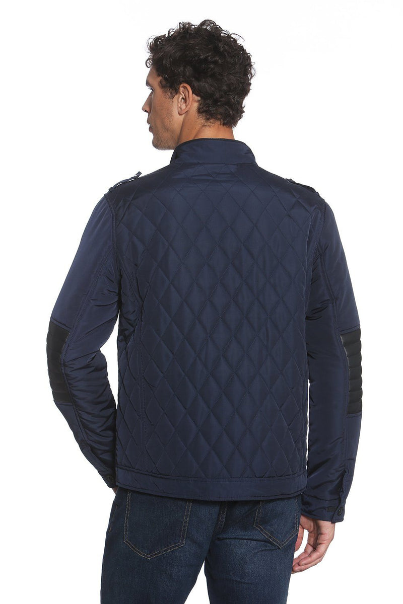 Men's Winslow Quilted Jacket - Members Only Official