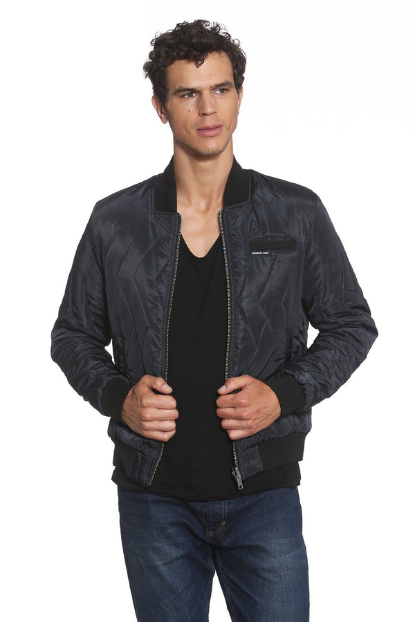dfd3a43badd ... Men s Ozone Bomber Jacket - Members Only Official