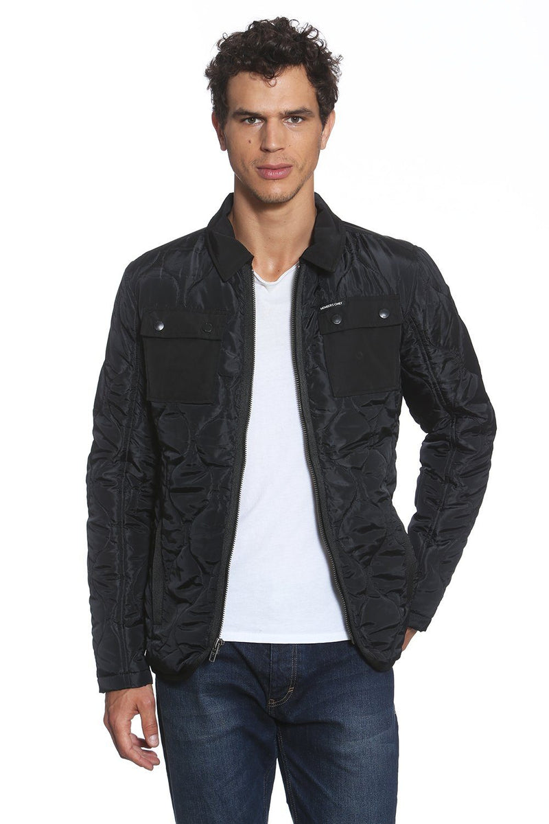 Men's Bergen Shirt Jacket - Members Only Official