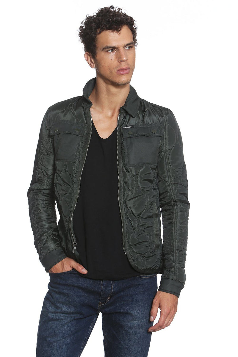 Men's Bergen Shirt Jacket - Members Only