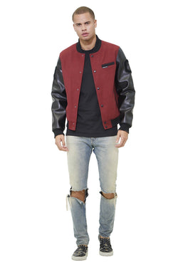 Men's MO Varsity Jacket - Members Onlyå¨ Official