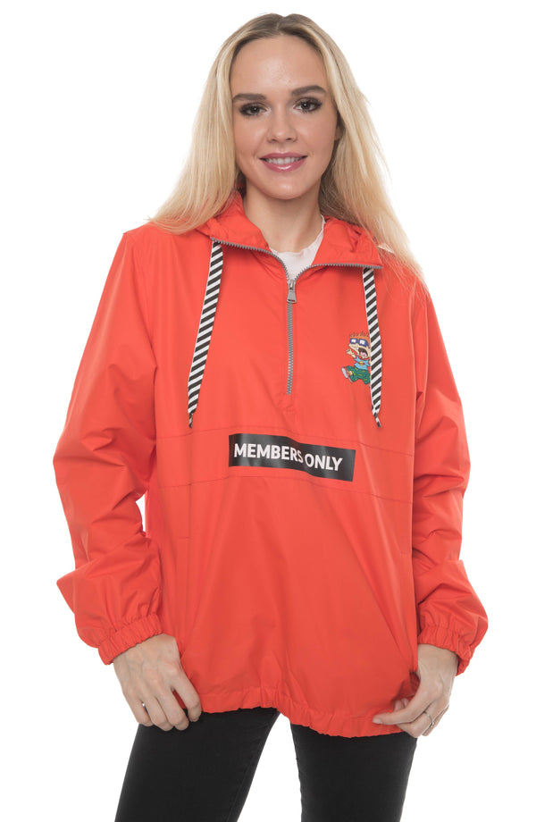 Men's Nickelodeon Collab Popover Jacket For Women