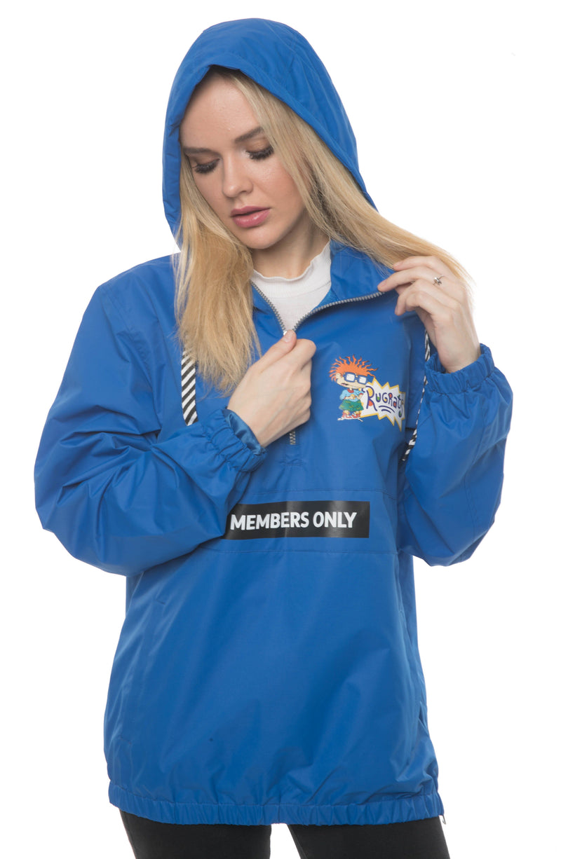 Members Only  Nickelodeon Collab Popover Jacket For Women