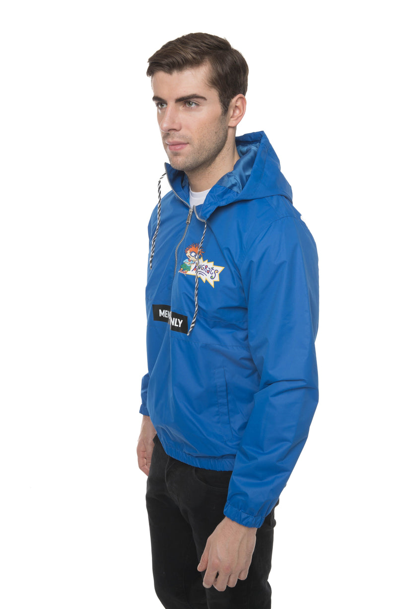 Men's Nickelodeon Collab Popover Jacket