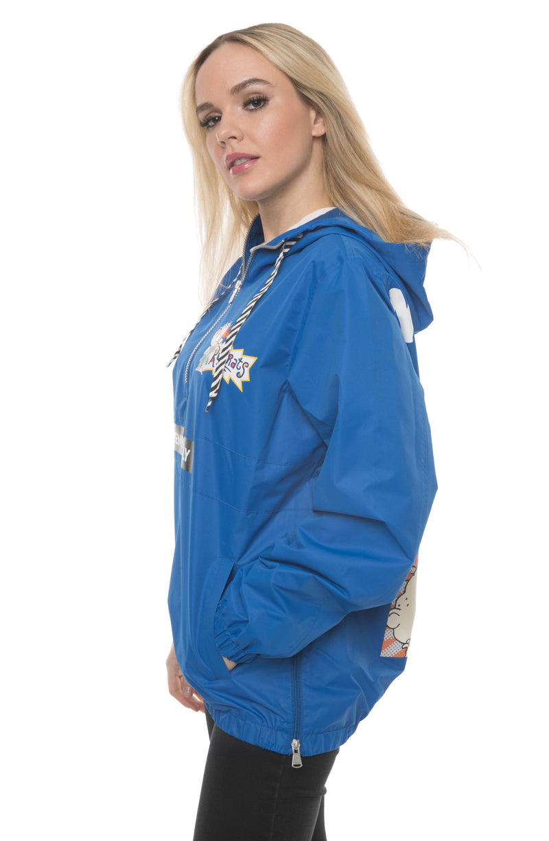 Nickelodeon Collab Popover Jacket For Women