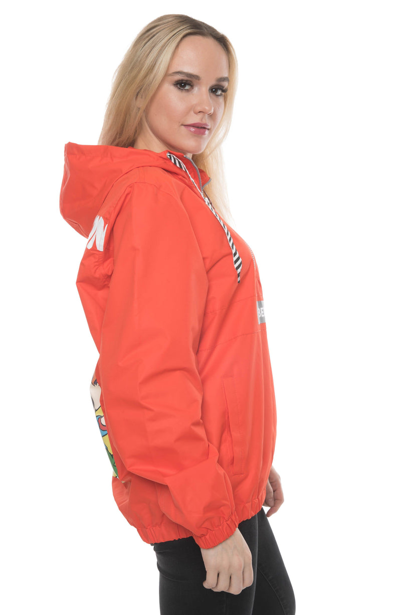 Shop Nickelodeon Collab Popover Jacket For Women