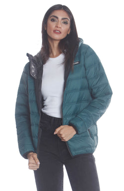 Men's Solid Packable Jacket For Women Unisex Members Only Official DEEP SEA Small