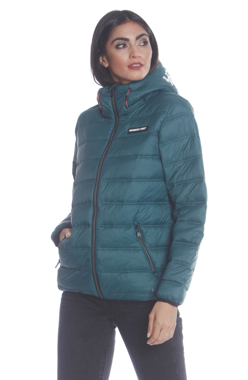 Men's Solid Packable Jacket For Women