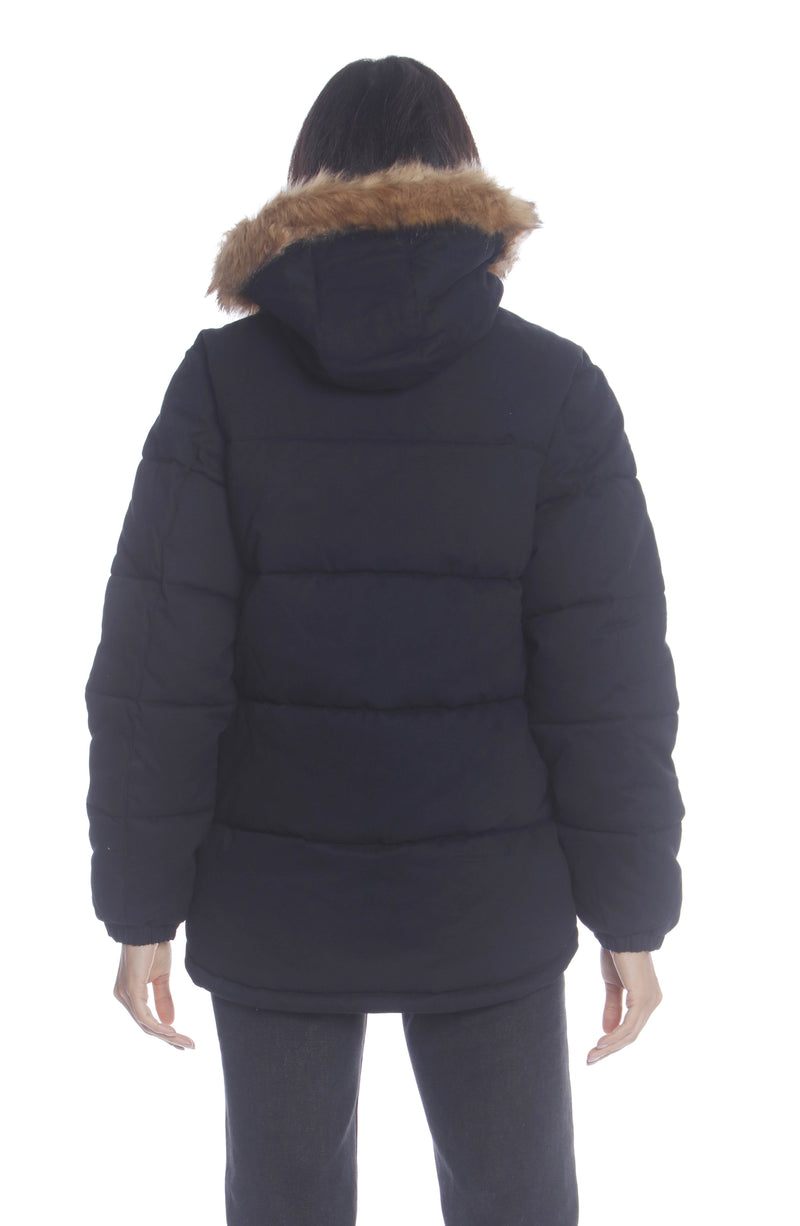 Men's Cotton Puffer Jacket For Women