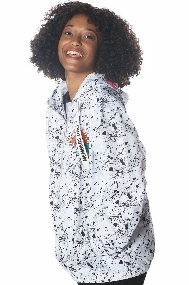 Women's Nickelodeon Full Zip Jacket jacket Members Only Official