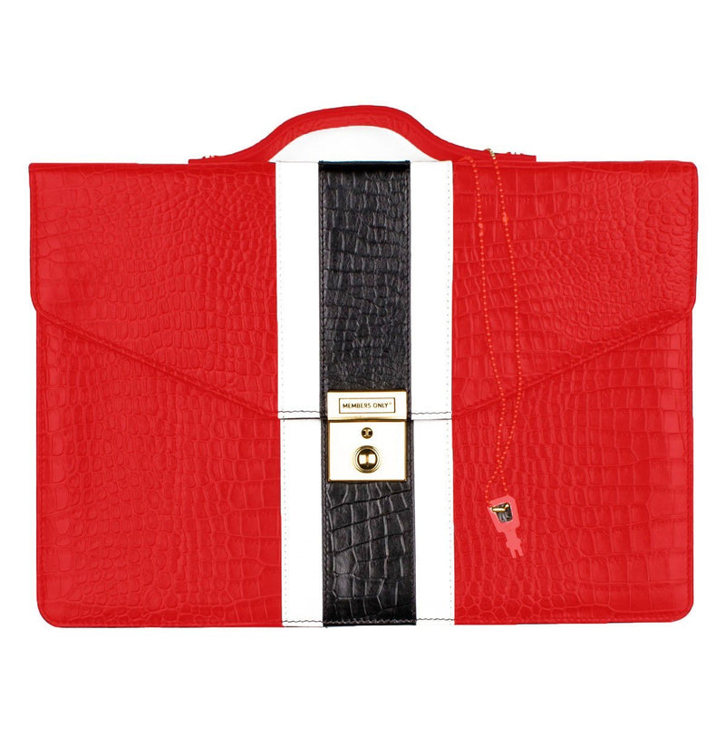 iPad Briefcase - Members Only Official
