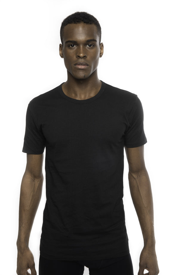 Members Only Men's 3PK Cotton Crew Neck T-Shirt
