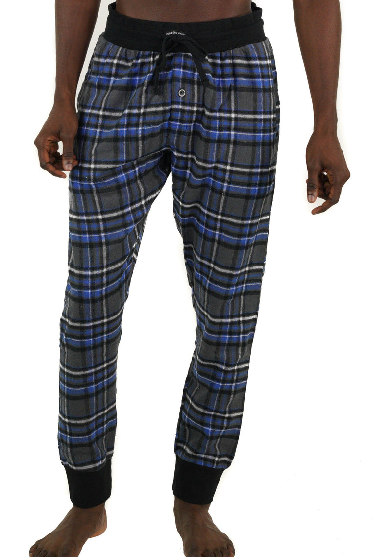 Men's Flannel Jogger Lounge Pants
