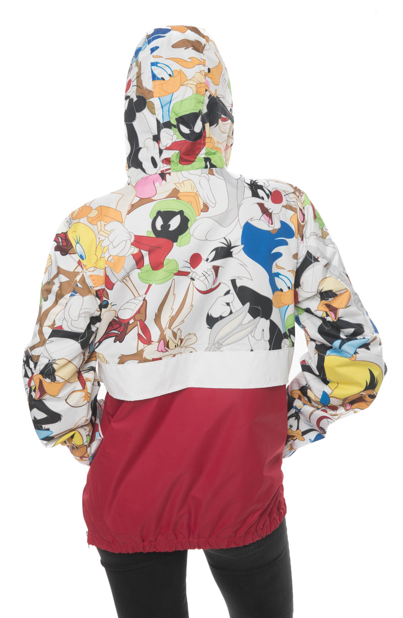 Shop Looney Tunes Collab Popover Jacket For Women