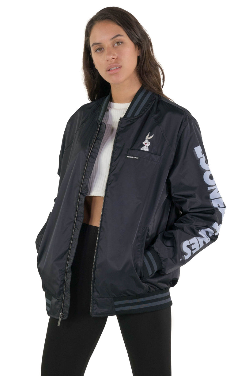 Men's Looney Tunes Bomber Jacket for Women