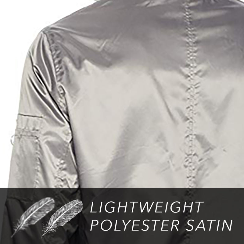 Clearance - Men's Lightweight Bomber Jacket
