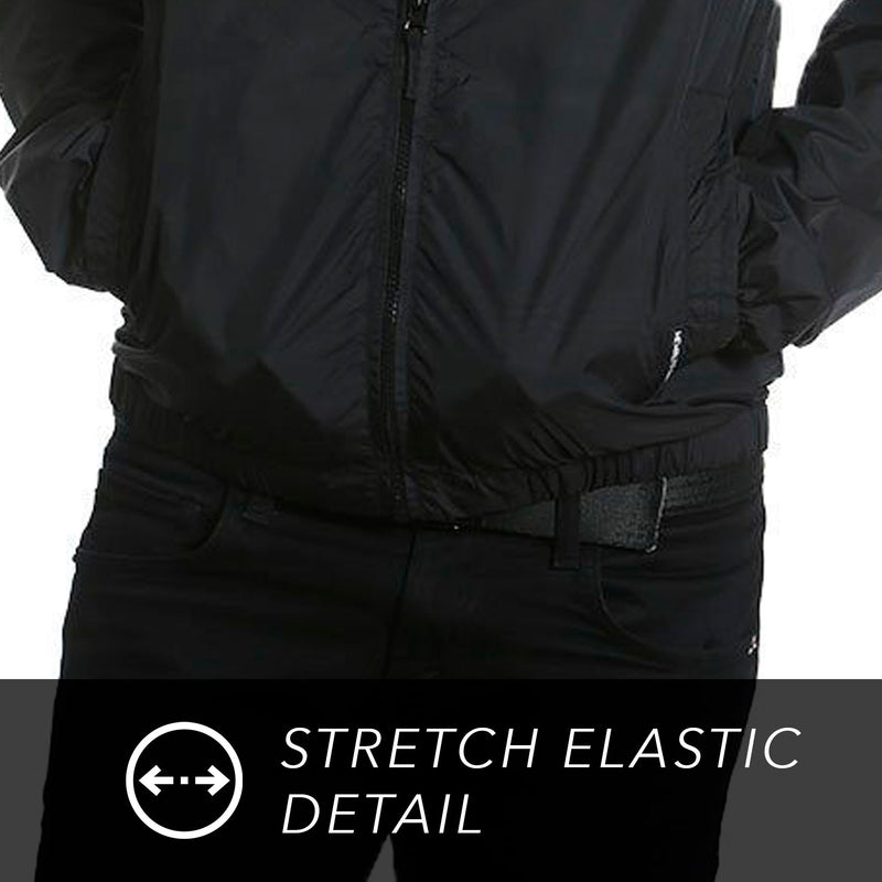 Members Only Men's Packable Jacket