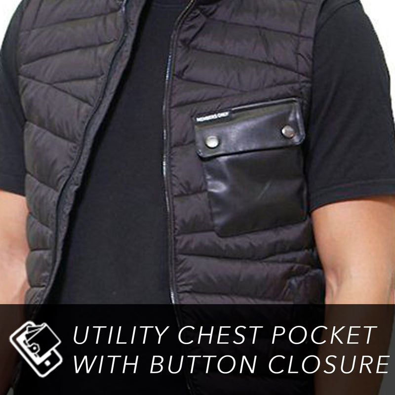 Clearance - Men's Puffer Vest Jacket