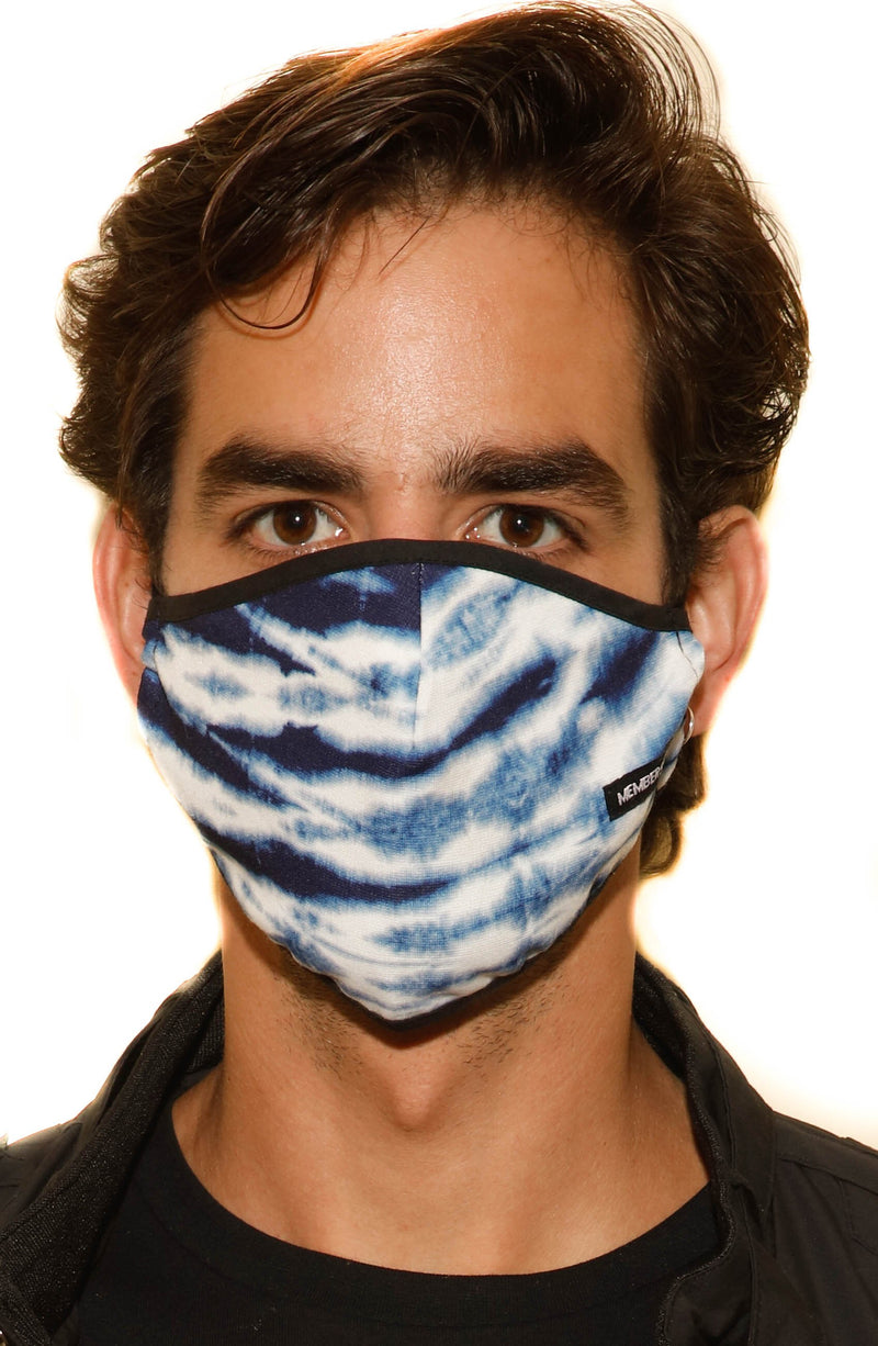 Members Only Cloth Face Masks masks Members Only® Official TIEDYE ONE SIZE FITS ALL