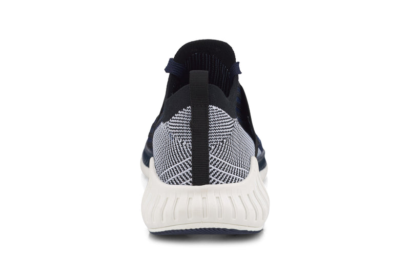 Men's Ribbed Knit Stellar Sneaker