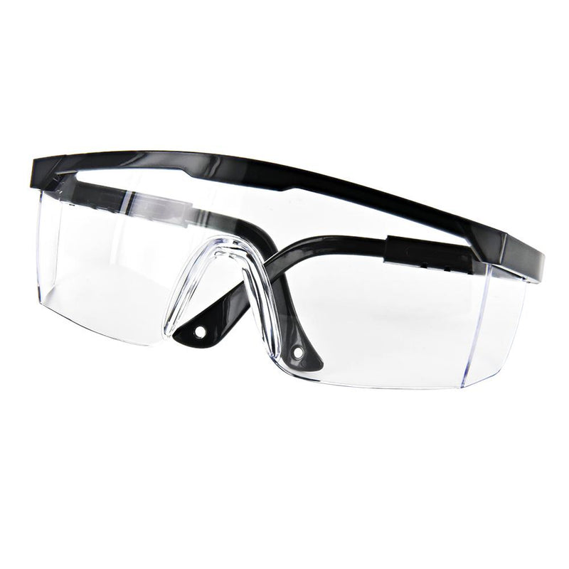 Unisex Bluelight Protective Goggle Members Only® Official BLACK/CRYSTAL