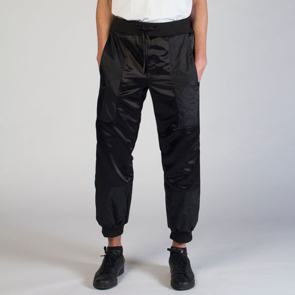 FOREIGN EXCHANGE satin pants